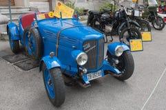 Automobile d'annata di Fiat Fotografie Stock