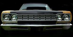 Automobile d'annata di furia di Plymouth fotografia stock