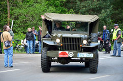 Automobile d'annata Dodge Fotografie Stock Libere da Diritti