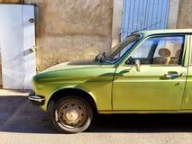 Automobile d'annata francese Immagini Stock Libere da Diritti