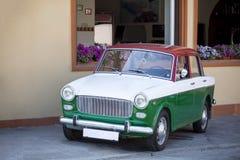 Automobile d'annata italiana Immagini Stock