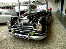 Automobile d'annata nel museo tecnico a Praga 2 Immagini Stock Libere da Diritti