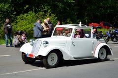 Automobile d'annata Tatra Immagine Stock
