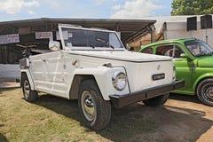 Automobile d'annata Volkswagen Tipo 181 immagine stock libera da diritti