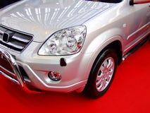 Automobile dal lato Fotografie Stock