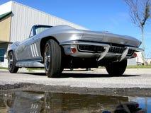 Automobile 1957 de classique de Thunderbird Photographie stock libre de droits