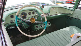 Automobile 1955 de DeSoto de classique Photo stock