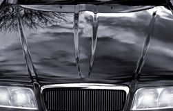 Automobile de pouvoir Image stock