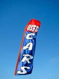 Automobile Dealership Sign Royalty Free Stock Photo