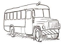 Automobile dei disegni Fotografia Stock