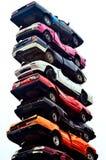 Automobile del ciarpame Fotografia Stock