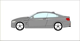 Automobile del circuito illustrazione di stock