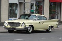 Automobile del classico degli Stati Uniti Fotografie Stock Libere da Diritti