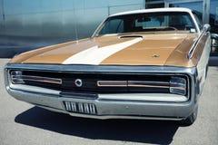 Automobile del classico degli Stati Uniti Fotografia Stock Libera da Diritti