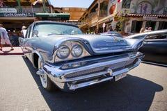 Automobile del classico di DeSoto Firesweep Fotografia Stock Libera da Diritti