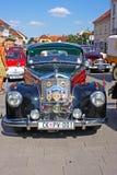 Automobile del classico di Mercedes Fotografie Stock