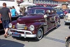 Automobile del classico di Opel Fotografia Stock