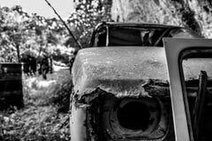 Automobile del fantasma Immagine Stock Libera da Diritti