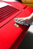 Automobile del Ferrari Immagine Stock Libera da Diritti