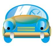 Automobile del fumetto Immagini Stock Libere da Diritti