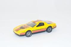 Automobile del giocattolo Fotografie Stock Libere da Diritti