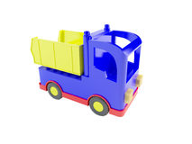 Automobile del giocattolo Fotografia Stock