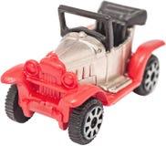 Automobile del giocattolo dell'annata Immagini Stock