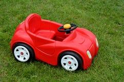 Automobile del giocattolo di sport Fotografie Stock Libere da Diritti