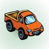 Automobile del giocattolo Illustrazione di vettore Immagini Stock Libere da Diritti