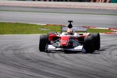 Automobile del GP del Libano A1 della squadra immagine stock