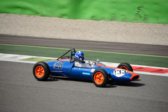 Automobile 1962 del junior di formula di Lotus 22 Fotografia Stock