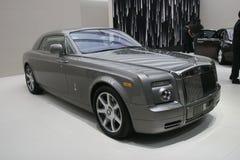 Automobile del lusso della Rolls Royce Fotografie Stock