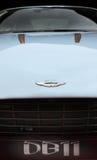 Automobile del lusso di DB 11 di Aston Martin Fotografia Stock