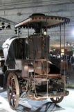 Automobile del motore a vapore Fotografie Stock Libere da Diritti