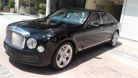 Automobile del mulsanne di Bentley Immagine Stock Libera da Diritti