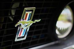 Automobile del mustang Fotografia Stock