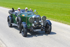 Automobile del Oldtimer Fotografie Stock Libere da Diritti
