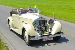 Automobile del Oldtimer Immagini Stock