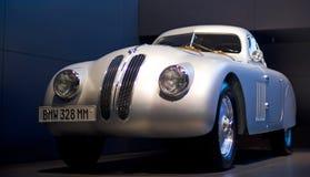 Automobile del oldtimer di BMW Immagine Stock Libera da Diritti