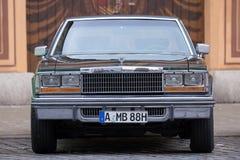 Automobile 1979 del oldtimer di Cadillac Siviglia Immagini Stock Libere da Diritti