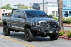 Automobile del Ram di Dodge su esposizione Immagine Stock Libera da Diritti