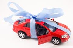 Automobile del regalo Immagine Stock