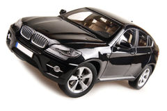 Automobile del suv di BMW Fotografia Stock