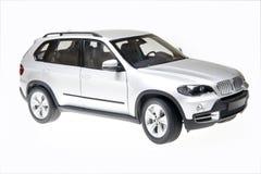 Automobile del suv di BMW Immagine Stock