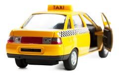Automobile del tassì Fotografie Stock Libere da Diritti