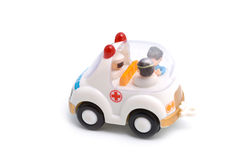 Automobile dell'ambulanza Immagine Stock Libera da Diritti