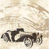 Automobile dell'annata illustrazione di stock