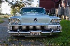 Automobile dell'annata del veterano di Buick Immagine Stock Libera da Diritti