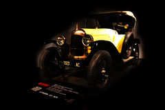 Automobile dell'annata di Citroen Fotografie Stock