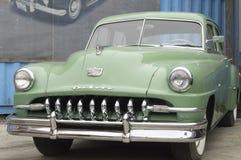Automobile dell'annata di DeSoto Fotografia Stock